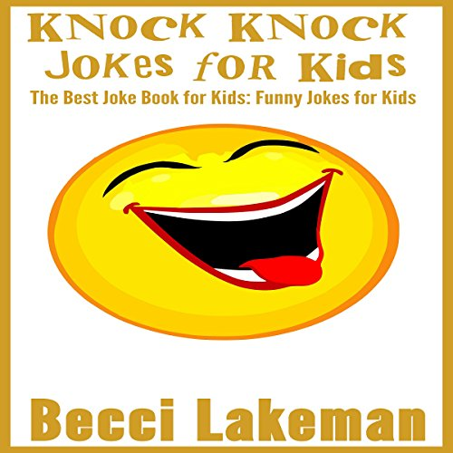 Knock Knock Jokes for Kids audiobook cover art