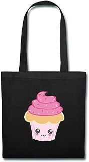 Kawaii Cute Cupcake Tote Bag