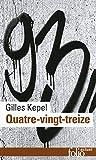 Quatre-vingt-treize - Folio - 13/03/2014
