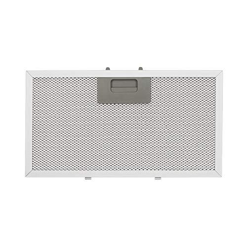 KLARSTEIN Paolo - 72 30,9 x 16,8 cm filtre à graisse en aluminium filtre de remplacement accessoire argent