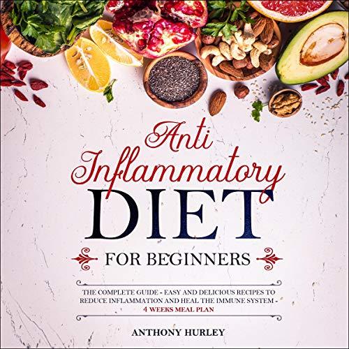 Anti Inflammatory Diet for Beginners Titelbild