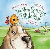 Die kleine Spinne Widerlich - Ferien auf dem Bauernhof (Mini-Ausgabe): Band 3 - Diana Amft