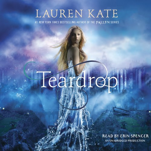 Teardrop audiobook cover art