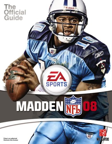 Madden NFL 08: Prima Official Game Guide
