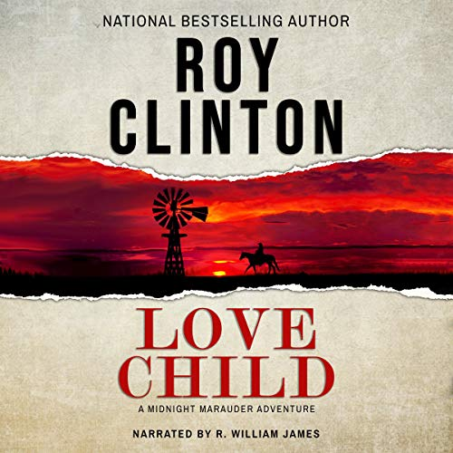 Love Child audiobook cover art
