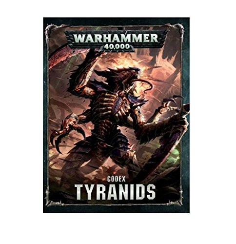 Warhammer 40k Tyranids Codex