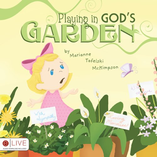 Playing in God's Garden audiobook cover art