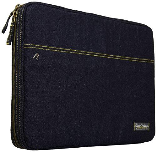 Replay 123RED687.25 Denim Notebook tas donkerblauw