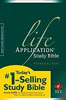 Life Application Study Bible, Personal Size: New Living Translation, Personal Size (Nlt Life Application Study Bib)