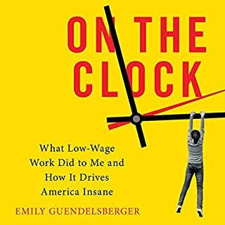 On the Clock audiobook cover art