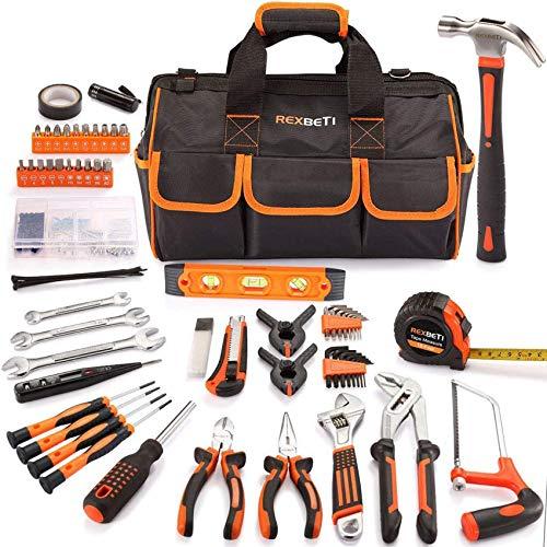 REXBETI 169-Piece Premium Tool Kit