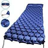 Best Camping Air Mattresses - SUPALAK Sleeping Pad, Ultralight Inflatable Sleep Pads Review