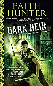 Dark Heir (Jane Yellowrock Book 9)