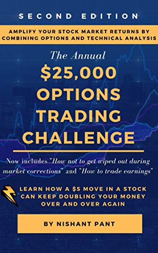 $25K Options Trading Challenge (Second Edition): Amplify your Stock Market returns by combining Options and Technical Analysis