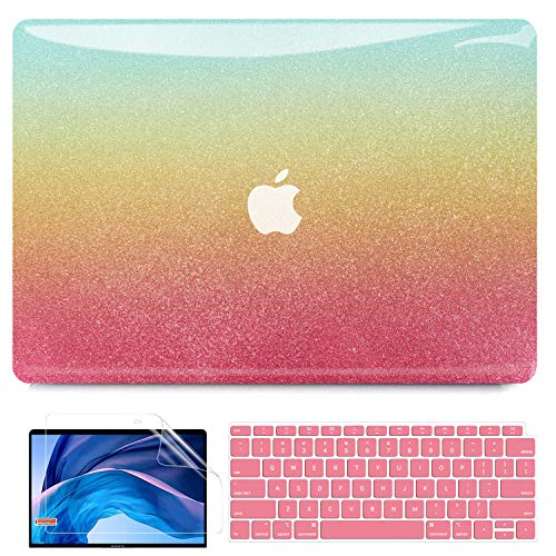 B BELK Compatible with MacBook Air 13 Inch Case 2021 2020 2019 2018...