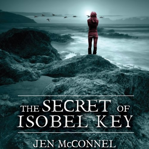 The Secret of Isobel Key audiobook cover art