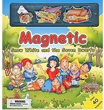 Magnetic Snow White & the Seven Dwarfs