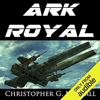 Ark Royal                   By:                                                                                                                                 Christopher G. Nuttall                               Narrated by:                                                                                                                                 Ralph Lister                      Length: 13 hrs and 55 mins     748 ratings     Overall 4.1