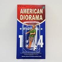【American Diorama 】アメリカンジオラマ【1:24 Surfer - Gary】アメリカンジオラマ/フィギュア/サーファー ゲイリー/模型/10P13oct13_b
