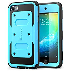 cheap I-Blason Armorbox sleeve for iPod Touch 7/6/5, full body with integrated screen …