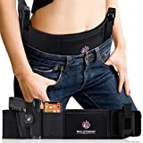 Bulletproof Bunny Ultimate Belly Band Holster for Concealed Carry for Women|Fits Glock 17-43x, S&W, Shield, Sig Sauer, Ruger & Similar Pistols–Slim, Sleek, Active, Comfortable Women's Edition One Size