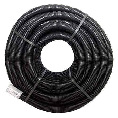 Fränkische Kabelschutzrohr Kabuflex R plus Typ 450 40,0x31,0mm für Erdverlegung schwarz 50 Meter