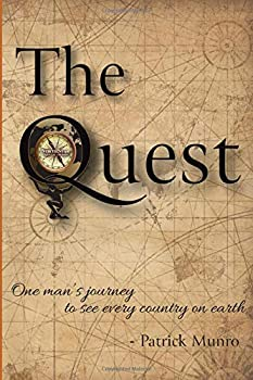 Paperback The Quest: One man's journey to see every country on earth Book