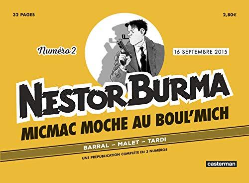 Nestor Burma : Micmac moche au Boul'mich N° 2