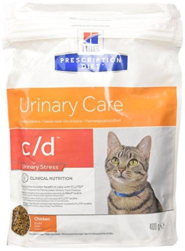 Prescription Diet c/d Feline Urinary Stress mangime Secco Gusto Pollo gr. 400