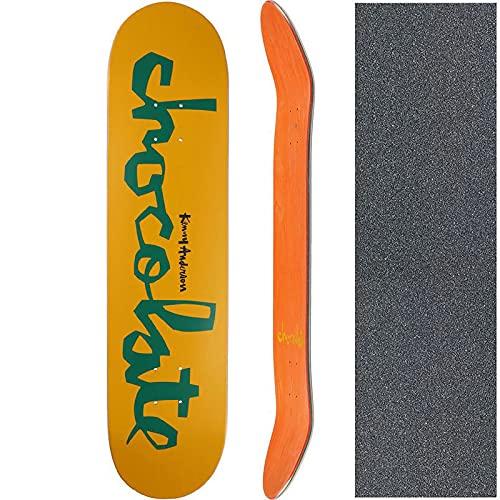 チョコレート CHOCOLATE スケートボード デッキ ANDERSON OG CHUNK DECK NO226 (8.0インチ, 7プライ)