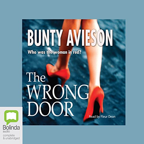 The Wrong Door cover art
