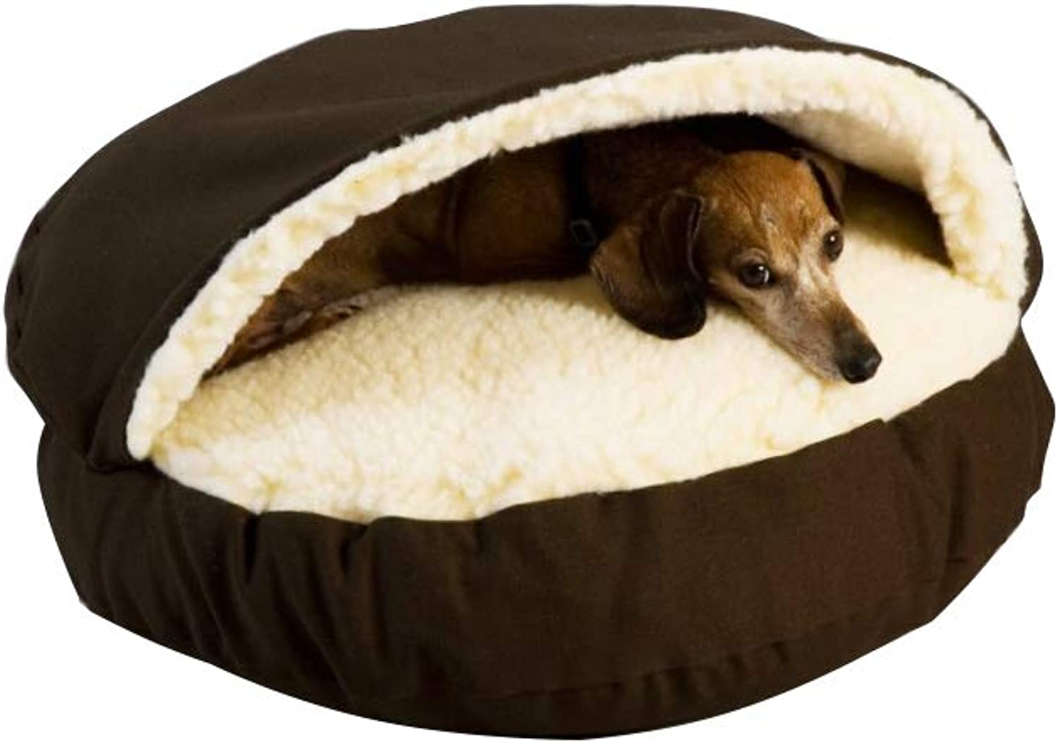 Pet Pad Nest Suede Filled with Environmentally Friendly Breathable Waterproof Washable
