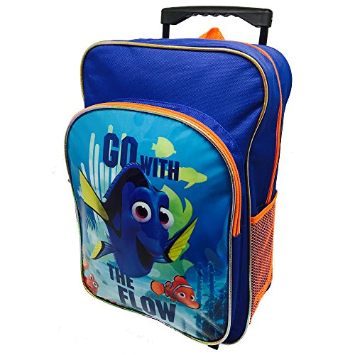 Disney B106316 Pixar Finding Dory Deluxe Trolley Backpack