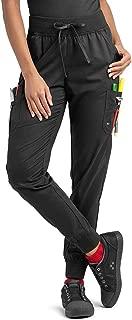 Women's Jogger Chef Pant (XS-3X, Black)