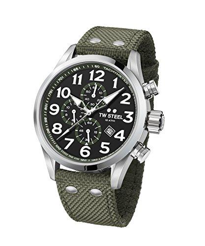 TW Steel Reloj Cronógrafo para Unisex Adultos de...