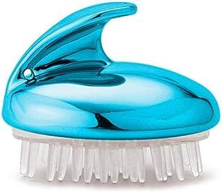 Shampoo Brush,Scalp Massager Shampoo Brush.for Women, Men Children'S Hair Promotes Natural Hair Growth.Hair Scalp Massager(Silver,Gold,Blue),Blue