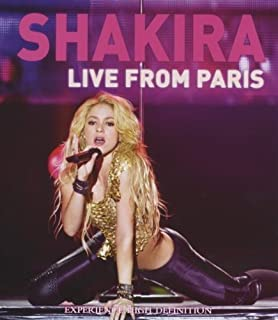 Live from Paris / [Blu-ray] [Import]