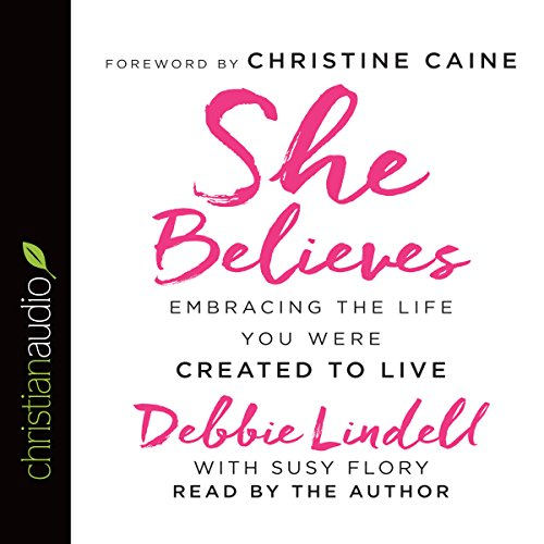 She Believes audiobook cover art