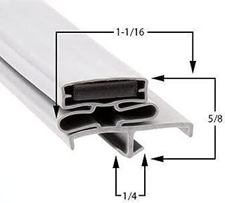 Delfield SpecLineSnapin(FullS/SDoor) Part# (170-2201) Magnetic Door Gasket Cooler/Freezer
