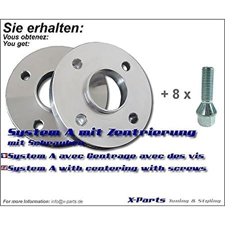 H R Hs 6024571 6024571 System Spurverbreiterungen System Dra 60 Mm Pro Achse Auto