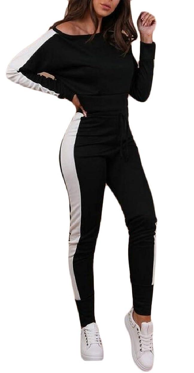 放置チャット歯科の女性トラップレスセクシープルオーバージャケットロングパンツセット