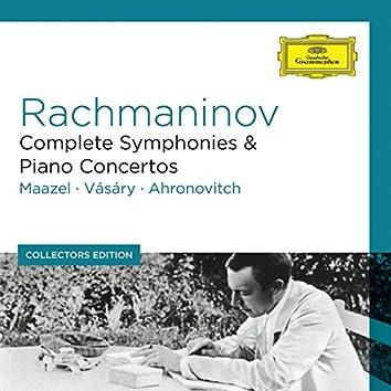 Rachmaninov: Complete Symphonies & Piano Concertos (Collectors Edition)