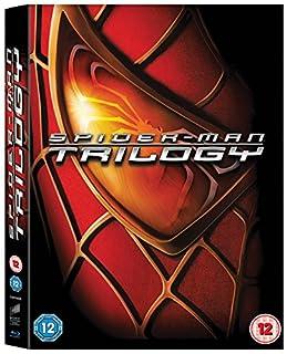 Spider-Man Trilogy [Blu-ray] [Region Free] (B007I1QUYE) | Amazon price tracker / tracking, Amazon price history charts, Amazon price watches, Amazon price drop alerts