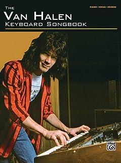 The Van Halen Keyboard Songbook