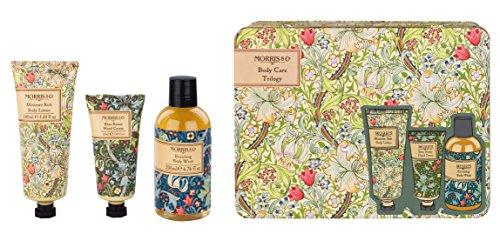 Morris & Co Golden Lily Körperpflege Trilogy