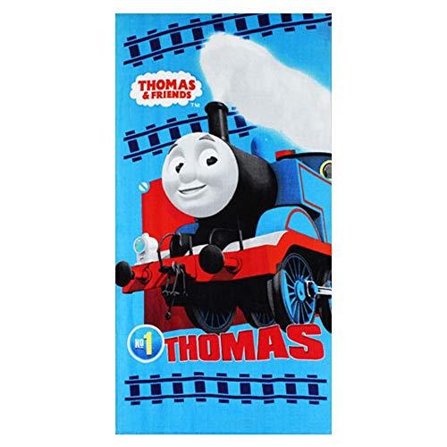 Toalla de playa oficial de Thomas & Friends (tamaño 70 x 140 cm)