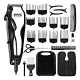 WAHL Hair Clipper, Chrome Pro Head Shaver, Men's Hair Clipping, Corded, Mains Hair Clipper Set, Clippers for Men, Home Hair Cutting, Male Grooming Kit
