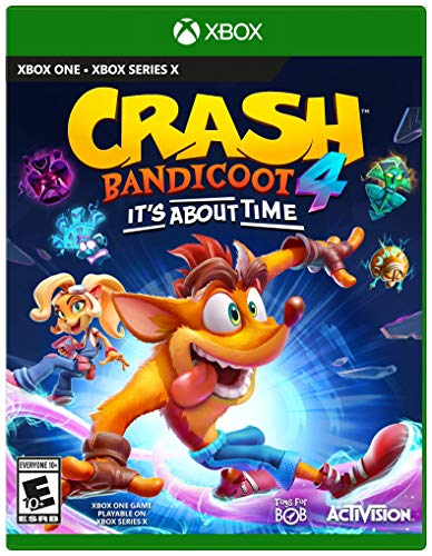 Crash 4: It's About Time - PlayStation 4 Standard Edition