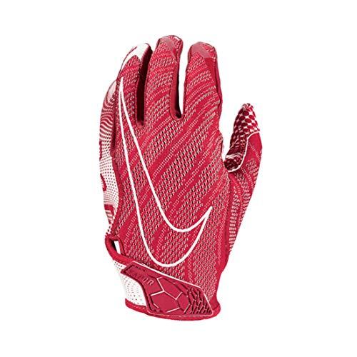 Nike Vapor Knit 3.0 Design 2019 Receiver Handschuhe - rot/weiß Gr. XL