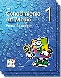 Proyecto Píxel, conocimiento del medio, 1 Educación PriMaría - 9788468300603